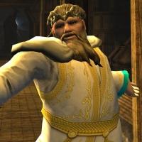 Dís, Daughter of Thráin