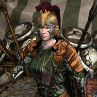 Shieldmaiden of Rohan