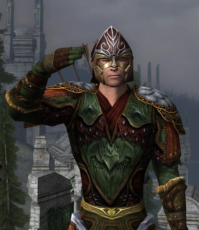 Hawk-eyed Man of the West