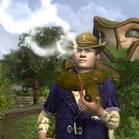 Fellowship of the Ring: Meriadoc Brandybuck