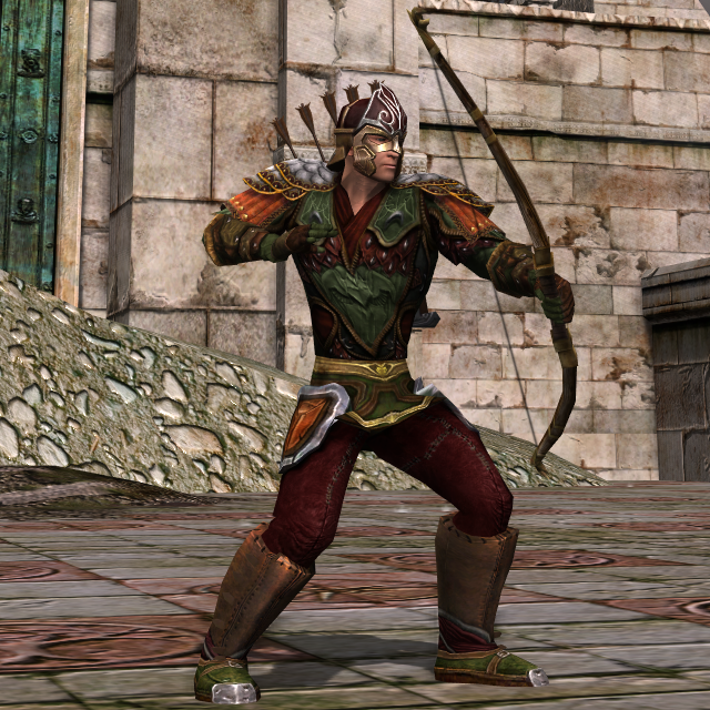 The archer's art