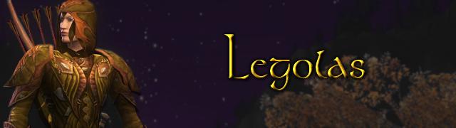 Legolas button