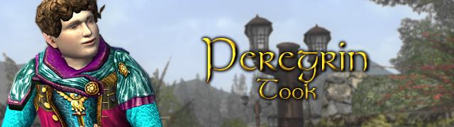 Peregrin Took button