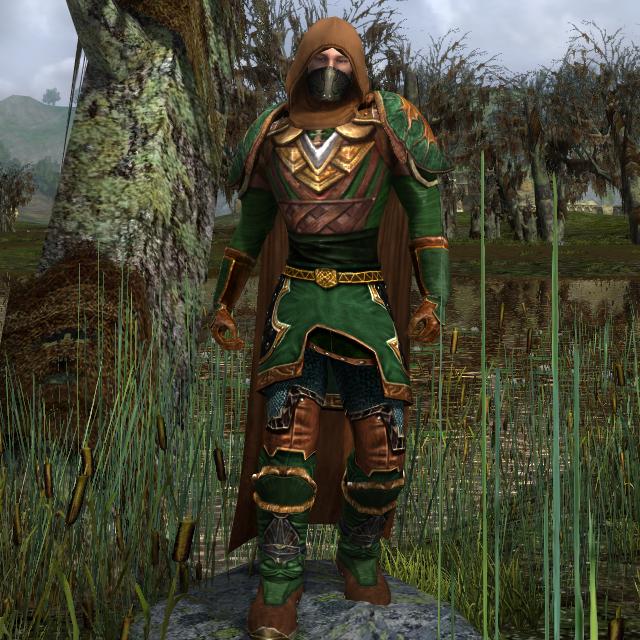 Swamp-walker
