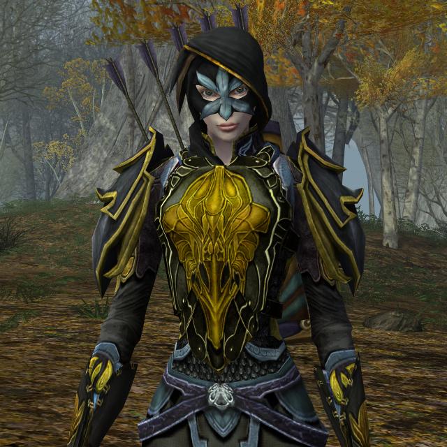 Defender of the golden eaves