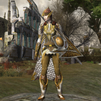 Scaled Skirmisher
