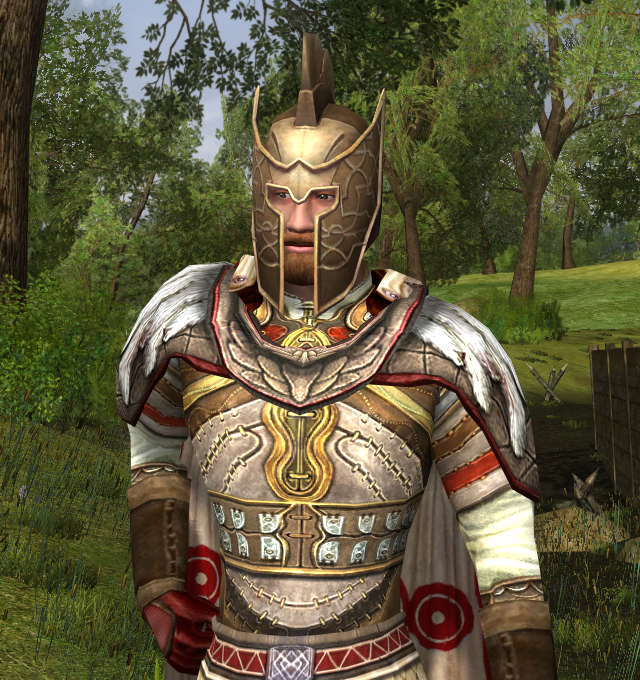 Warrior of the Haladin