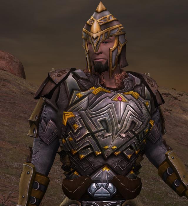 Mercenary of the East