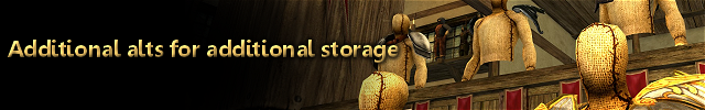 Heading additional alts for additional storage