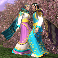 King and Queen of Faërie