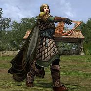 Rohirric selections - Gléowine, minstrel of Rohan