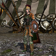 Rohirric selections - Shieldmaiden of Rohan