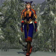 Winter selections Lossoth shaman