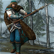 Winter selections warrior-hero of the north