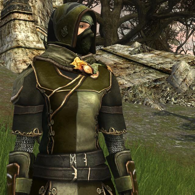 Masked Ranger