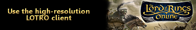 Header use the high-resolution LOTRO client