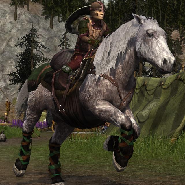 Stybba the pony